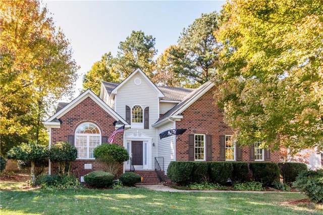 12124 Club Ridge Drive, Chester, VA 23836 (MLS #1936347) :: EXIT First Realty