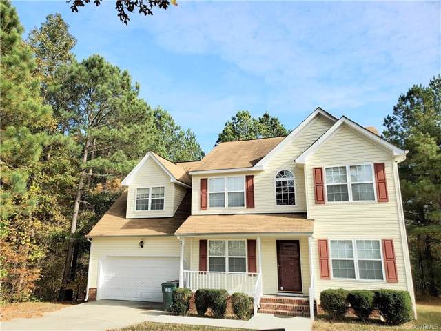 7801 Migration Drive, Henrico, VA 23231 (MLS #1936357) :: The RVA Group Realty