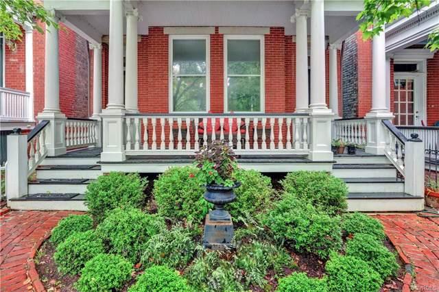 2704 E Grace Street, Richmond, VA 23223 (#1936361) :: Abbitt Realty Co.