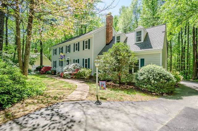 8724 Cardiff Road, Chesterfield, VA 23236 (MLS #1936420) :: The RVA Group Realty