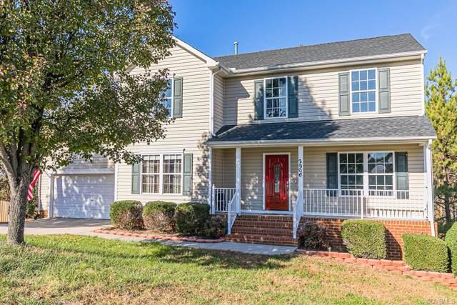 2906 Littlebury Drive, Chester, VA 23831 (MLS #1936432) :: Small & Associates