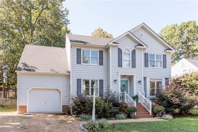 9517 Southmill Drive, Glen Allen, VA 23060 (MLS #1936482) :: Small & Associates