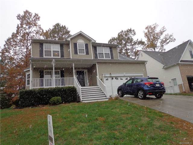 5648 Burnage Court, Chesterfield, VA 23832 (MLS #1936489) :: The Redux Group