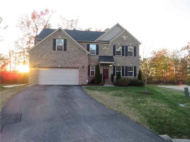 6006 Ironstone Drive, Chesterfield, VA 23234 (MLS #1936493) :: Small & Associates
