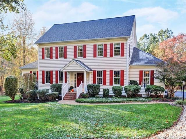 12324 Prince Philip Lane, Chesterfield, VA 23838 (MLS #1936494) :: Small & Associates