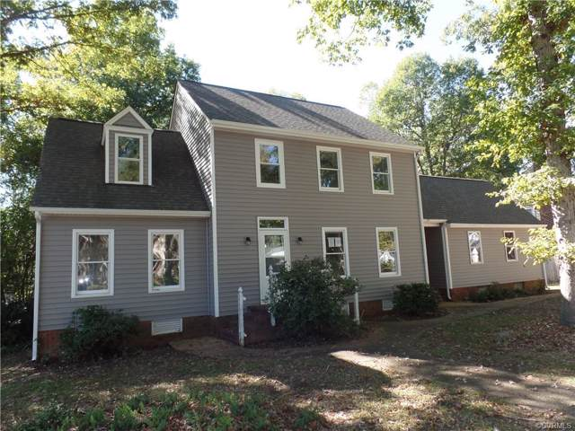 5405 Mistyhill Road, North Chesterfield, VA 23234 (MLS #1936504) :: Small & Associates