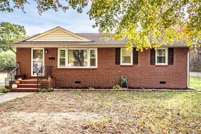 422 Penley Avenue, Sandston, VA 23150 (MLS #1936517) :: Small & Associates