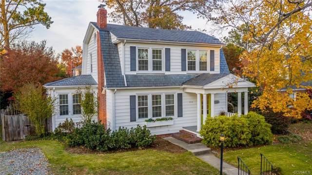 2314 Wedgewood Avenue, Henrico, VA 23228 (MLS #1936524) :: Small & Associates
