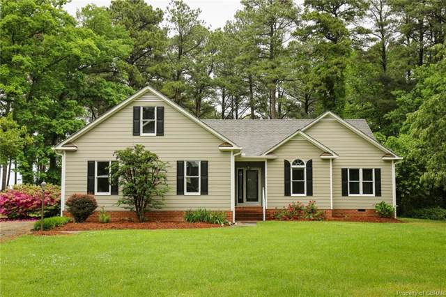 44 Kilmer Lane, Urbanna, VA 23175 (MLS #1936526) :: Small & Associates