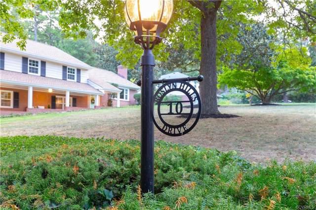 10 Roslyn Hills Drive, Henrico, VA 23229 (MLS #1936540) :: HergGroup Richmond-Metro