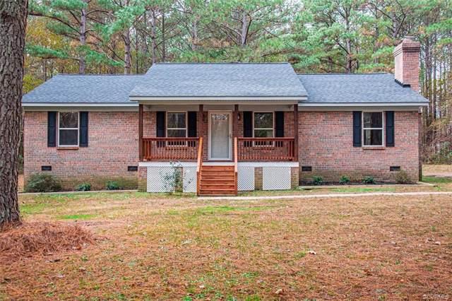 8576 Gibbs Lane, Henrico, VA 23231 (MLS #1936547) :: Small & Associates