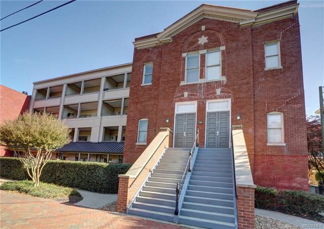 209 N 19th Street U12, Richmond, VA 23223 (MLS #1936548) :: The Redux Group