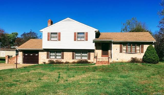 4032 Durrette Drive, North Chesterfield, VA 23237 (MLS #1936585) :: Small & Associates