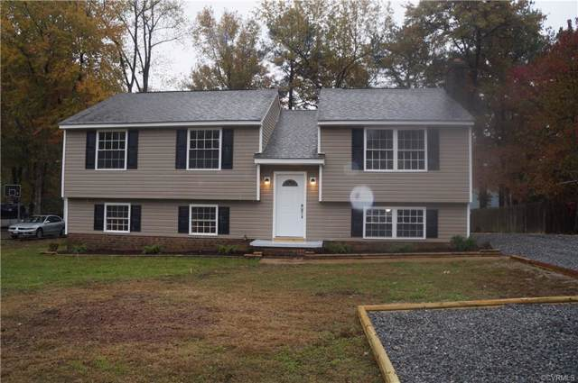 3913 Beulah Road, North Chesterfield, VA 23237 (MLS #1936608) :: The Redux Group