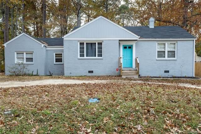 2956 W Park Drive, Petersburg, VA 23805 (MLS #1936609) :: Small & Associates