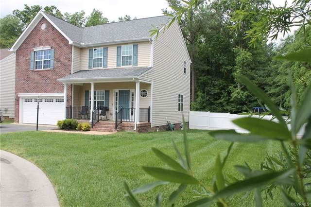 12016 Hunton Crossing Place, Glen Allen, VA 23059 (MLS #1936611) :: Small & Associates