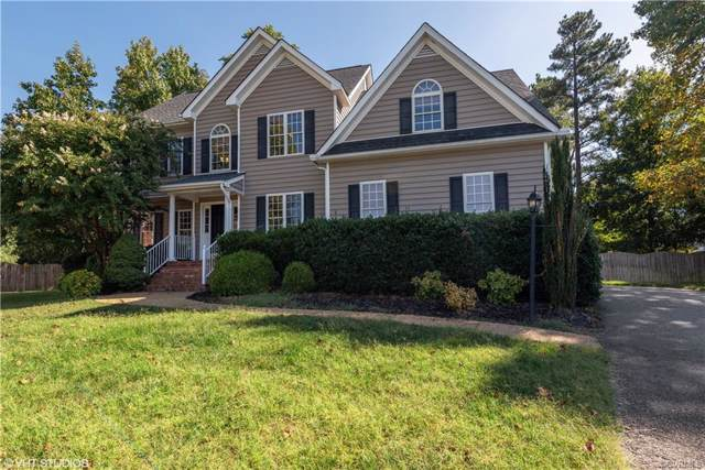 11400 Greenbrooke Court, Glen Allen, VA 23060 (MLS #1936615) :: Small & Associates