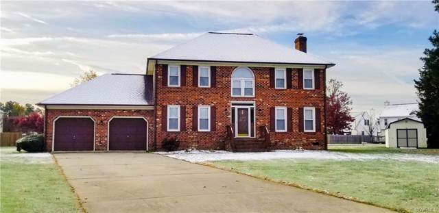 8314 Devils Den Lane, Mechanicsville, VA 23111 (MLS #1936629) :: HergGroup Richmond-Metro