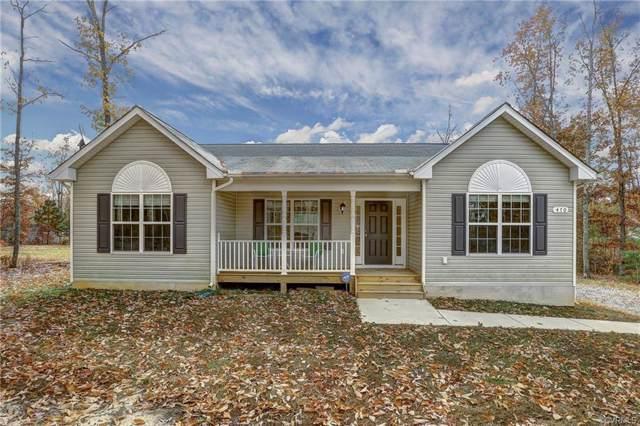 470 Jacoby Road, Louisa, VA 23093 (#1936647) :: Abbitt Realty Co.