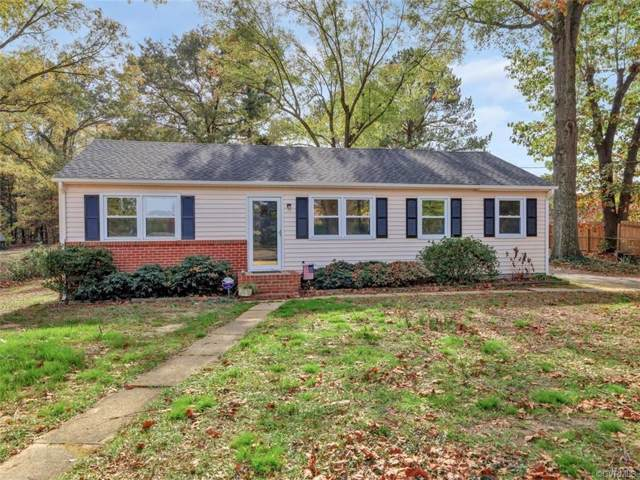 4201 Kingsland Road, North Chesterfield, VA 23237 (MLS #1936665) :: Small & Associates