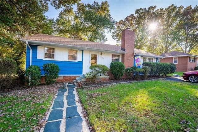 7713 Durvin Drive, Henrico, VA 23229 (MLS #1936680) :: Small & Associates
