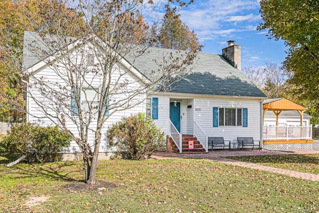 325 Mac Murdo Street, Ashland, VA 23005 (MLS #1936711) :: The Redux Group