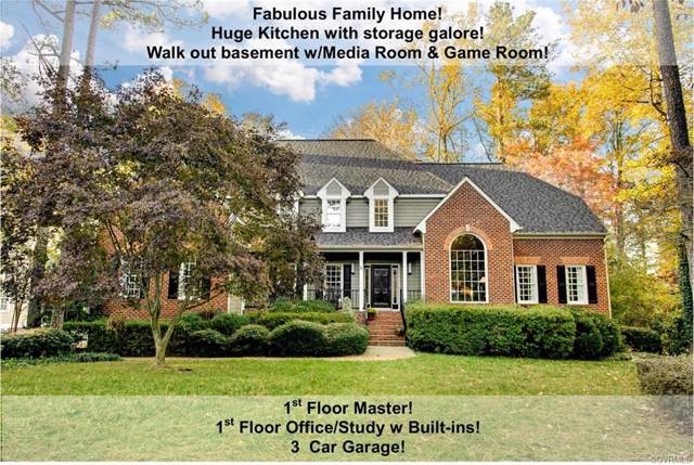 2813 Hardings Trace Lane, Henrico, VA 23233 (MLS #1936724) :: EXIT First Realty