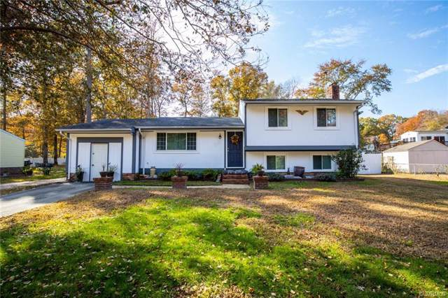 7006 Meadowburn Drive, North Chesterfield, VA 23237 (MLS #1936734) :: The Redux Group