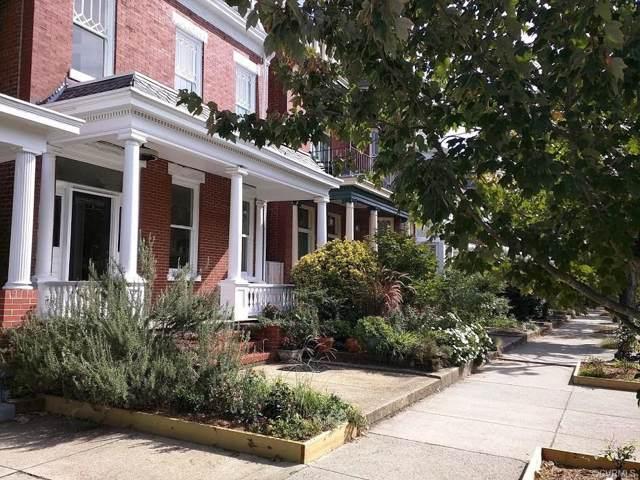 2038 W Grace Street, Richmond, VA 23220 (MLS #1936743) :: Small & Associates