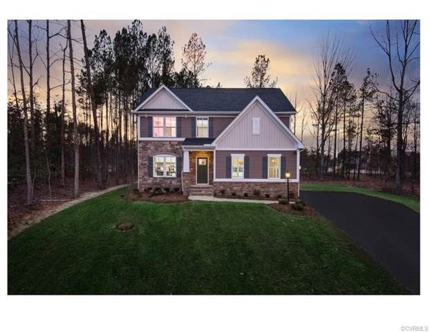 3642 Seaford Crossing Drive, Chesterfield, VA 23113 (MLS #1936755) :: Small & Associates