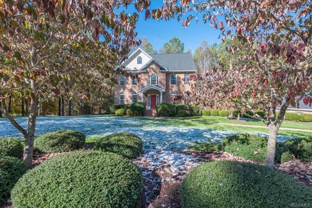7424 Arabella Drive, Chesterfield, VA 23838 (MLS #1936767) :: Small & Associates
