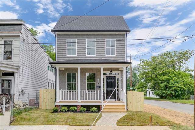 3002 P Street, Richmond, VA 23223 (#1936820) :: Abbitt Realty Co.