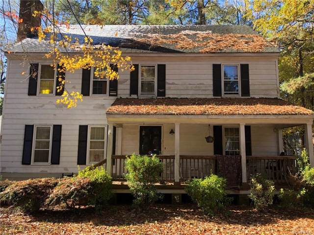 4700 Fordham Road, Chesterfield, VA 23236 (MLS #1936822) :: Small & Associates