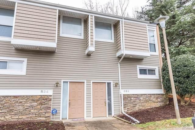 832 Wales Drive, Highland Springs, VA 23075 (MLS #1936839) :: Small & Associates