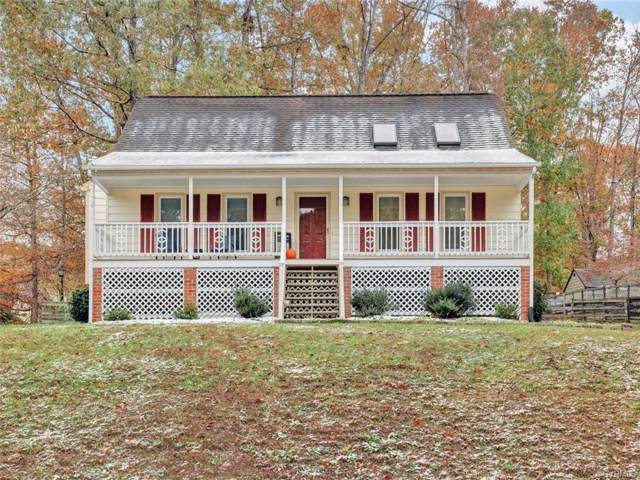 2713 Mistwood Forest Drive, Chester, VA 23831 (MLS #1936857) :: The Redux Group