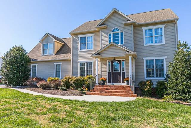 10159 Stags Leap Drive, Mechanicsville, VA 23116 (MLS #1936867) :: The Redux Group