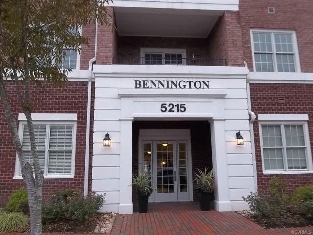 5215 Center Street #208, Williamsburg, VA 23188 (MLS #1936888) :: EXIT First Realty