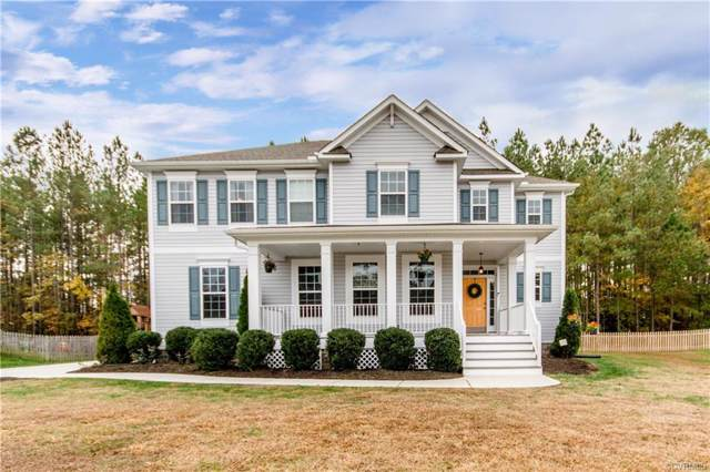 17013 Glensford Drive, Moseley, VA 23120 (MLS #1936902) :: The Redux Group