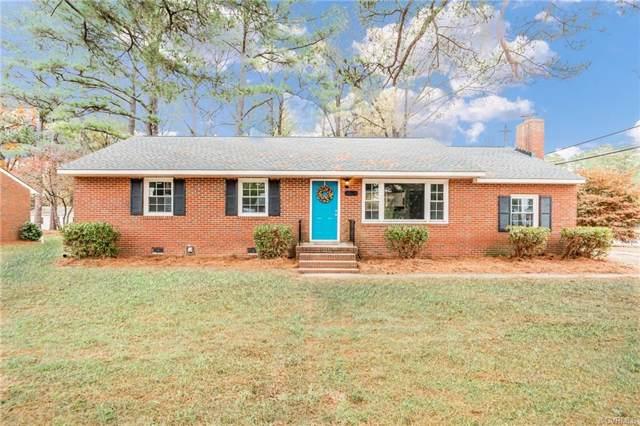 8401 Colebrook Road, Henrico, VA 23227 (MLS #1936905) :: Small & Associates