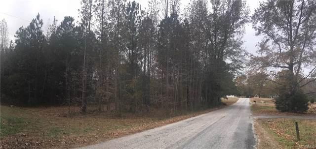 2-Acres Smith Grove Road, North Dinwiddie, VA 23803 (MLS #1936918) :: The Redux Group
