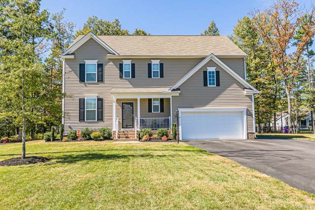13525 Craigs View Court, Ashland, VA 23005 (MLS #1936956) :: The Redux Group