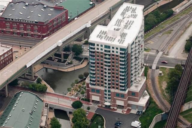 301 Virginia Street U709, Richmond, VA 23219 (MLS #1936961) :: Small & Associates