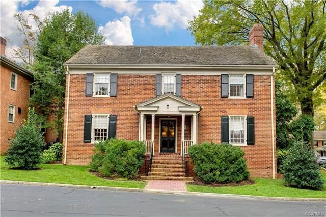 6161 River Road #39, Henrico, VA 23226 (MLS #1936966) :: Small & Associates