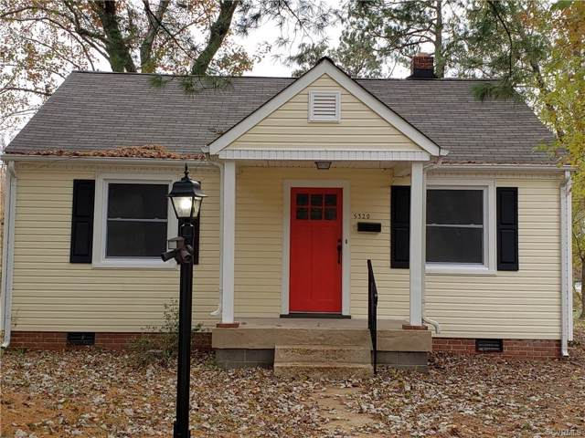 5320 Michael Avenue, Henrico, VA 23228 (MLS #1936982) :: EXIT First Realty