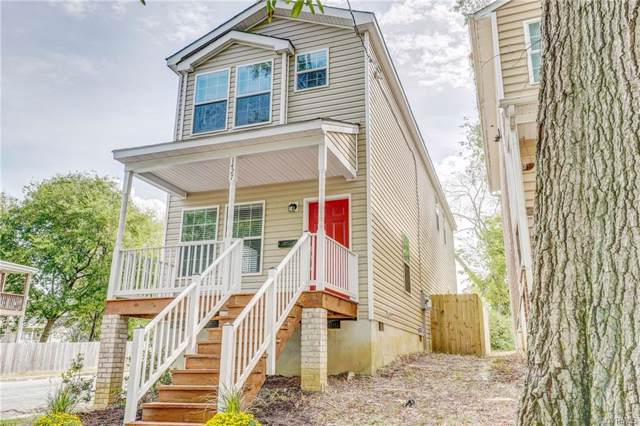 1427 N 22nd Street, Richmond, VA 23223 (MLS #1936984) :: EXIT First Realty