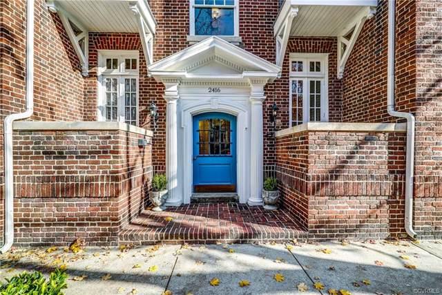 2416 Park Avenue #3, Richmond, VA 23220 (MLS #1936997) :: Small & Associates