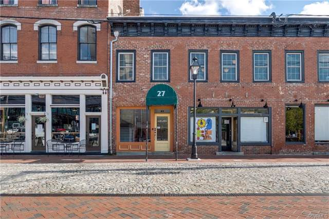 21 N 17th Street, Richmond, VA 23219 (MLS #1937002) :: EXIT First Realty