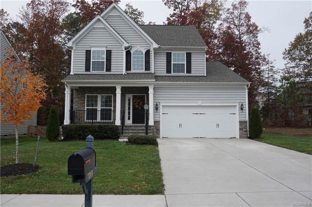7218 Silver Mist Avenue, Chesterfield, VA 23237 (MLS #1937008) :: Small & Associates