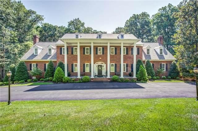 209 Dryden Lane, Henrico, VA 23229 (MLS #1937023) :: Small & Associates