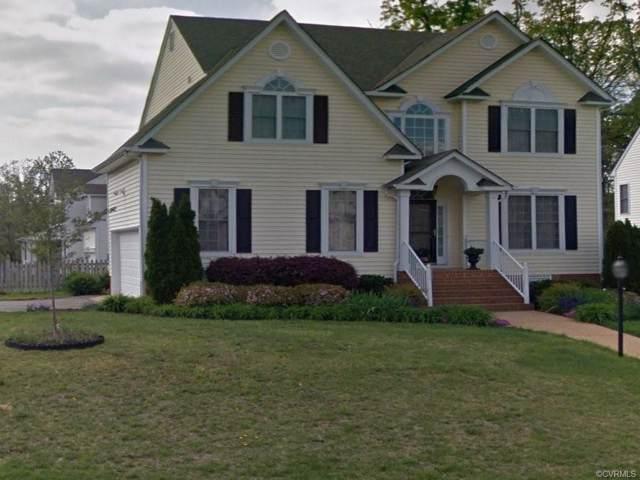 4900 Olde Mill Pond Lane, Glen Allen, VA 23060 (MLS #1937025) :: Small & Associates
